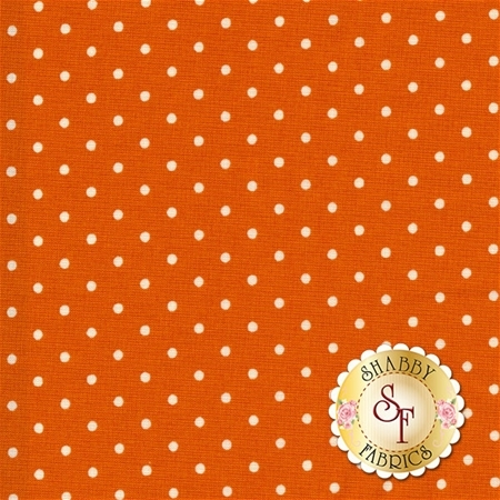Spring A Ling 21716-14 Orange by American Jane for Moda Fabrics