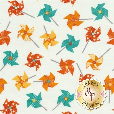 Sprinkle Sunshine 8252-O by Maywood Studio Fabrics