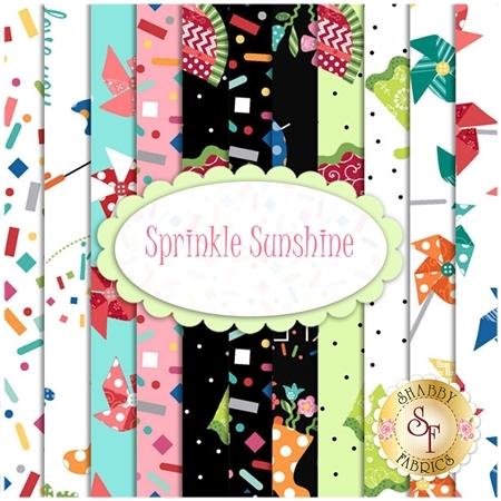Sprinkle Sunshine  Yardage by Kim Christopherson for Maywood Studio Fabrics