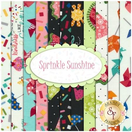 Sprinkle Sunshine  11 FQ Set by Maywood Studio Fabrics