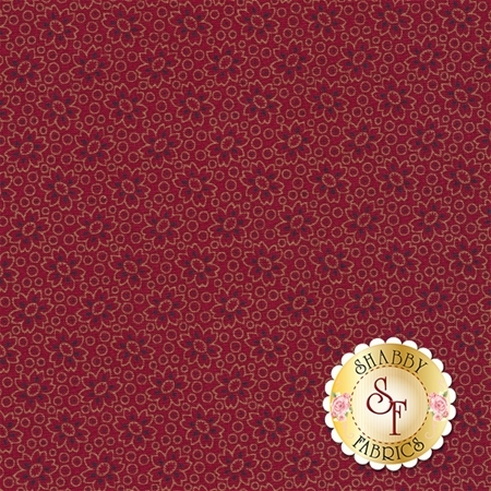 Star Spangled Liberty 4064-0111 by Pam Buda for Marcus Fabrics