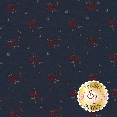 Star Spangled Liberty 4067-0150 by Pam Buda for Marcus Fabrics