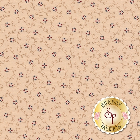 Star Spangled Liberty 4069-0142 by Pam Buda for Marcus Fabrics