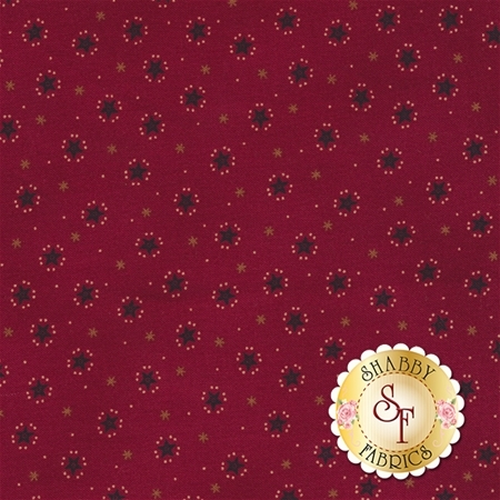 Star Spangled Liberty 4071-0111 by Pam Buda for Marcus Fabrics - REM