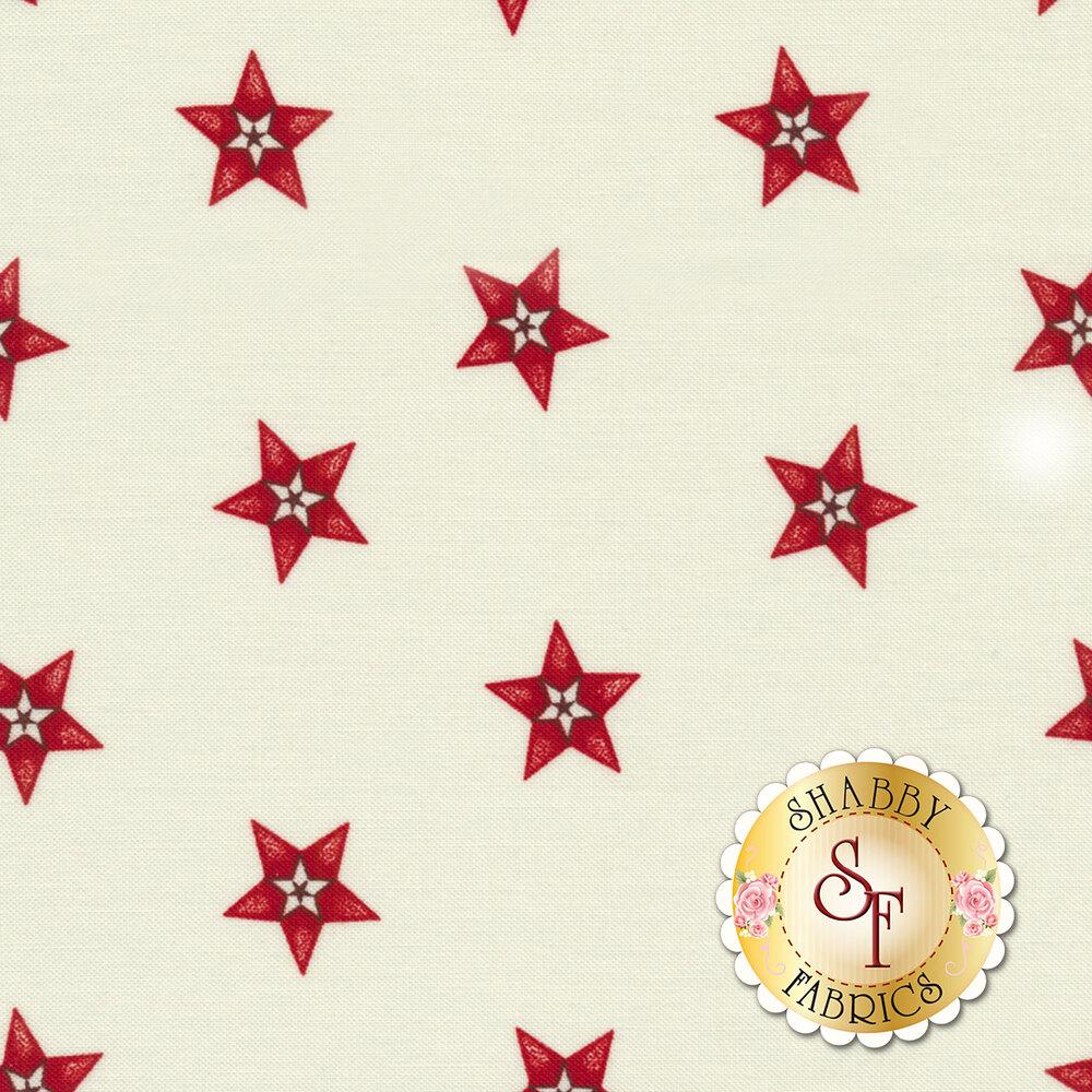Star & Stripe Gatherings 1260-11 Star In A Star for Moda Fabrics