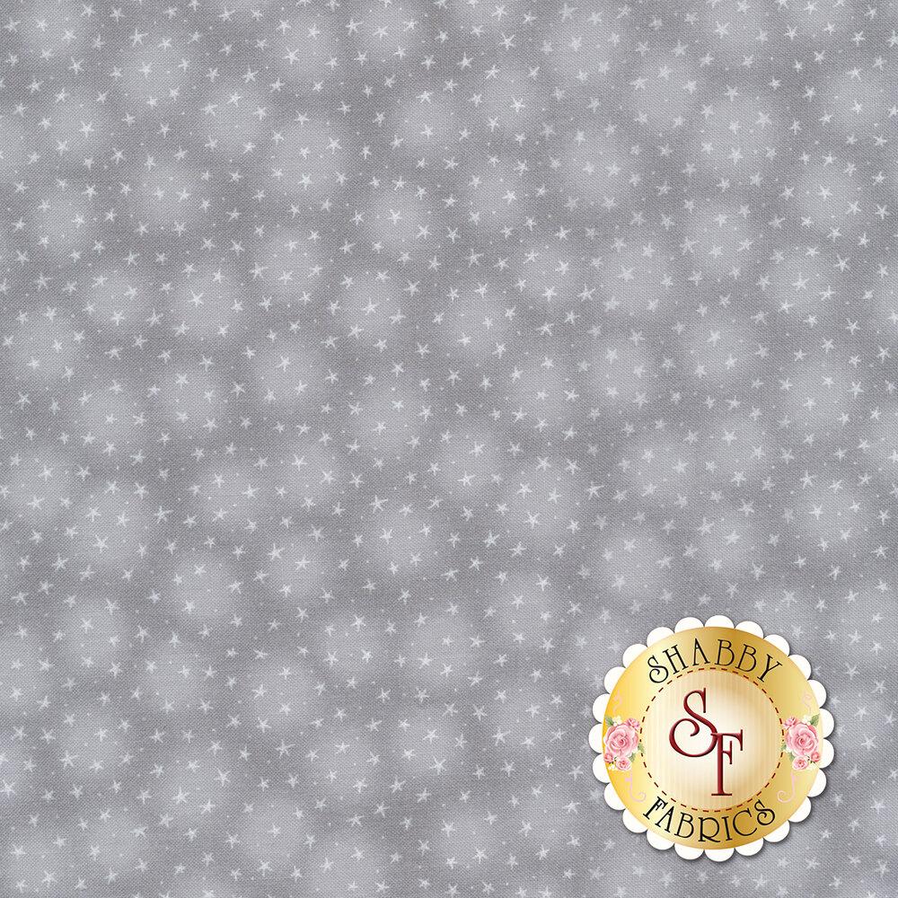 Starlet 6383-Fog by Blank Quilting Fabrics