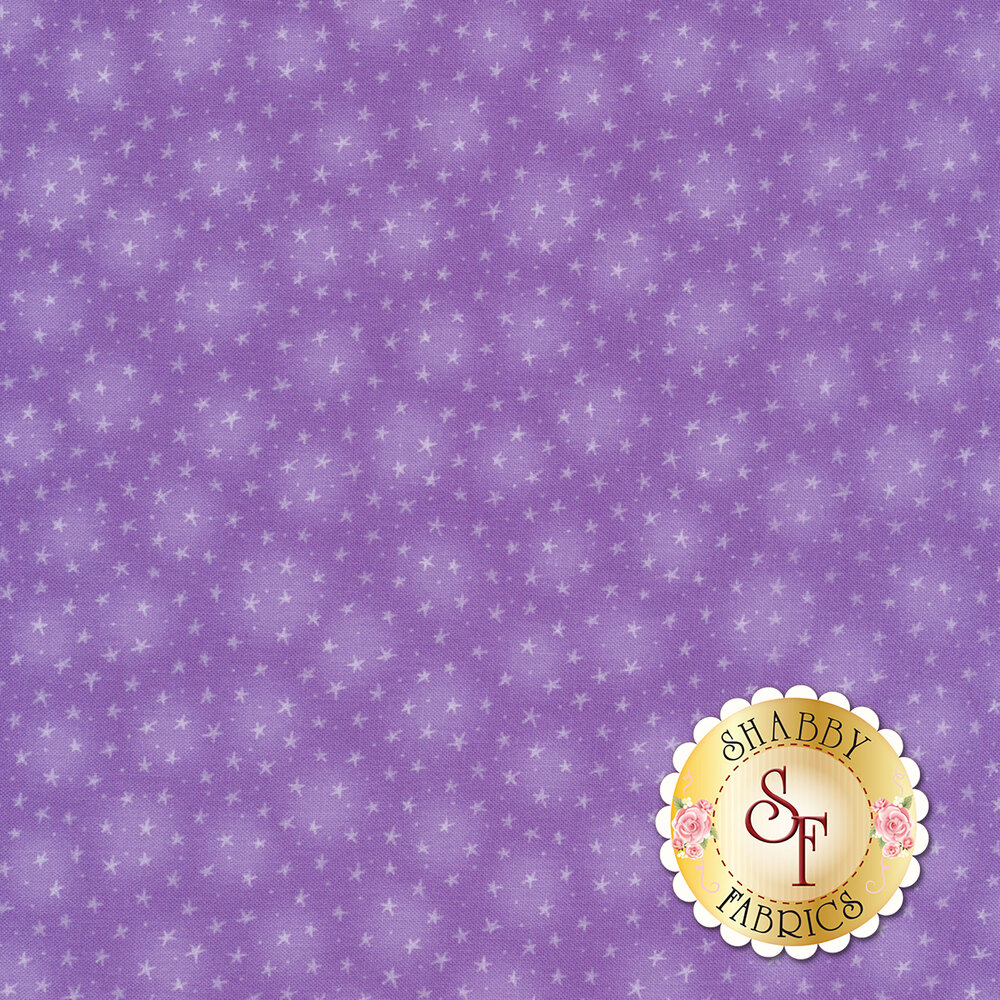 Starlet 6383-Lilac by Blank Quilting Fabrics
