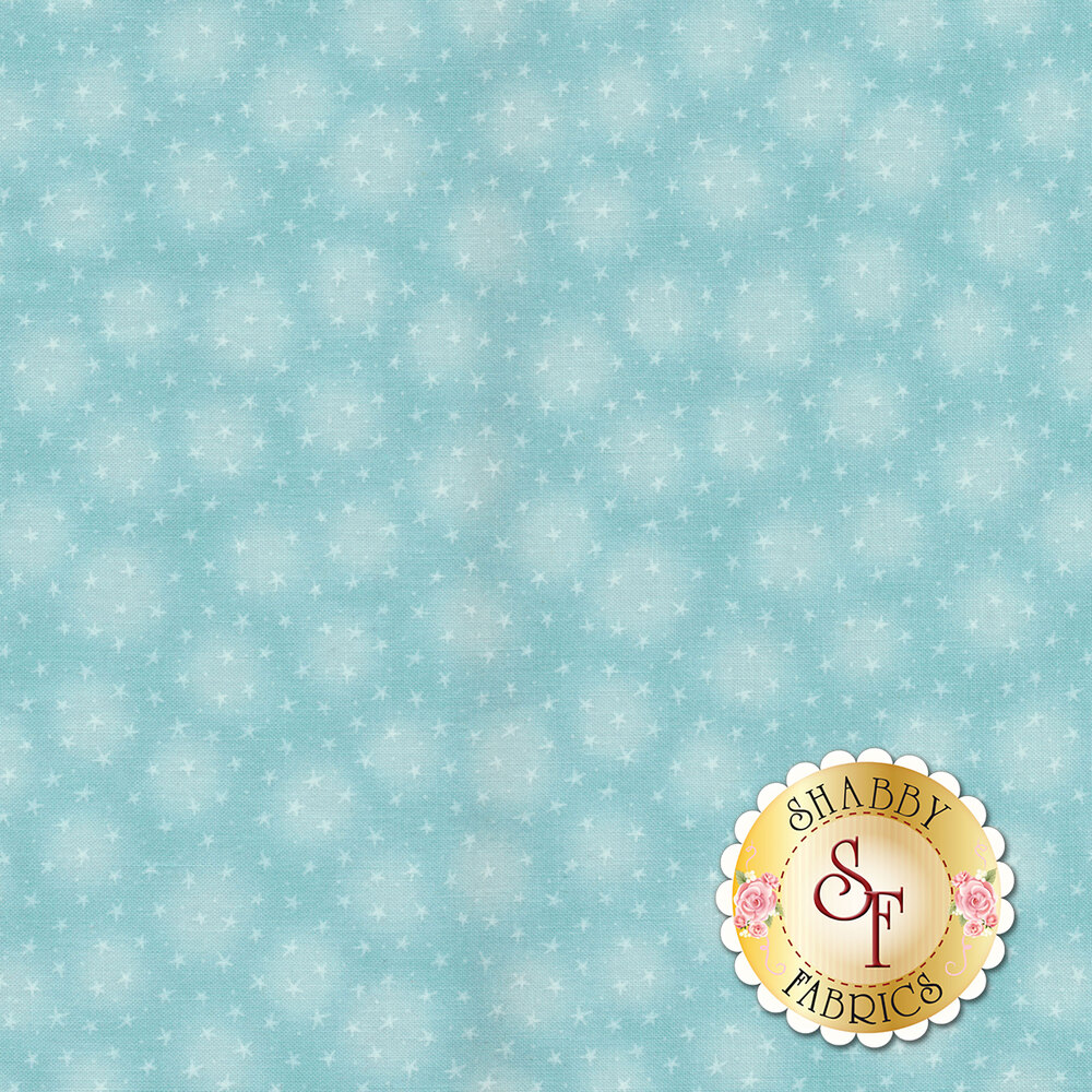 Starlet 6383-Pool by Blank Quilting Fabrics