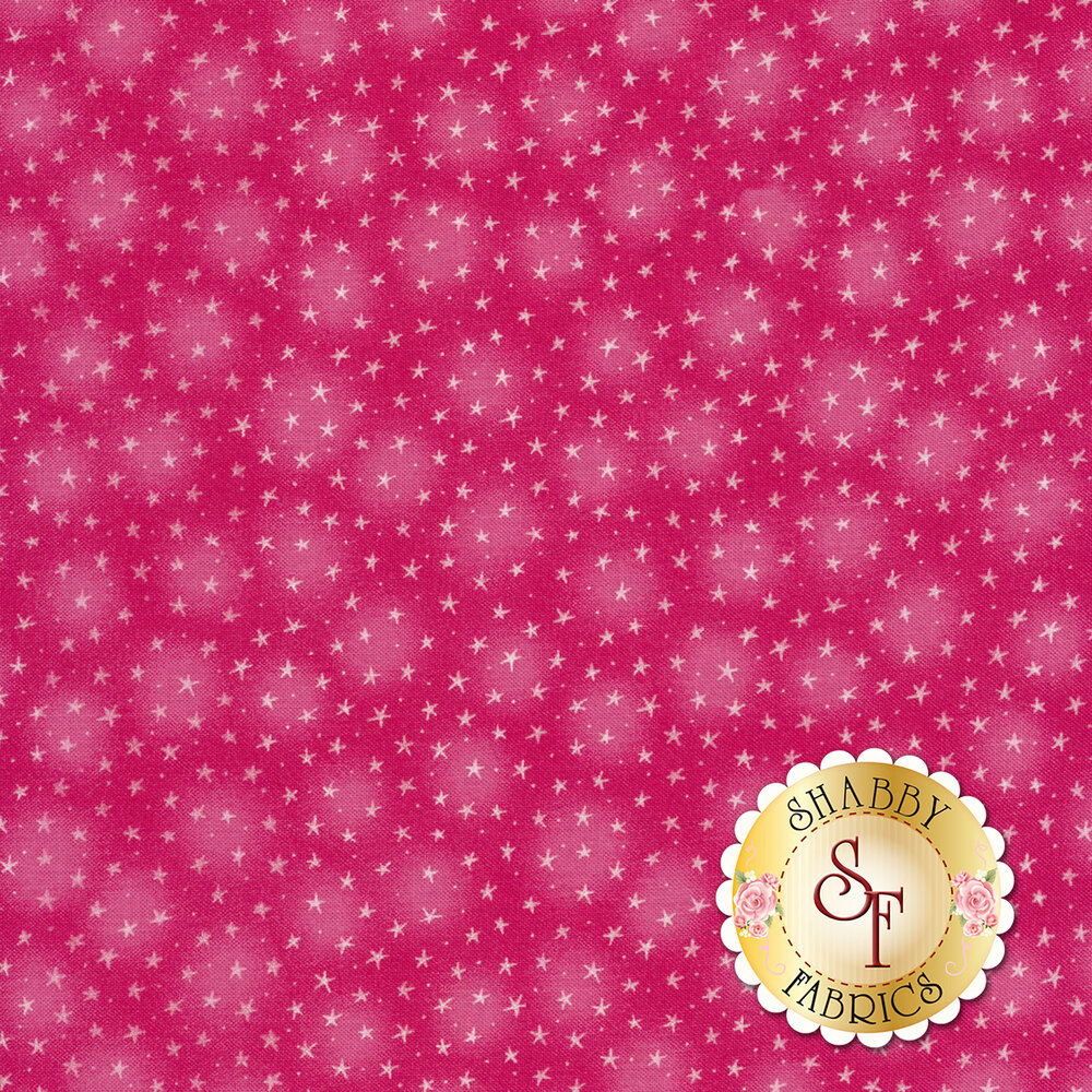 Starlet 6383-Pink by Blank Quilting Fabrics