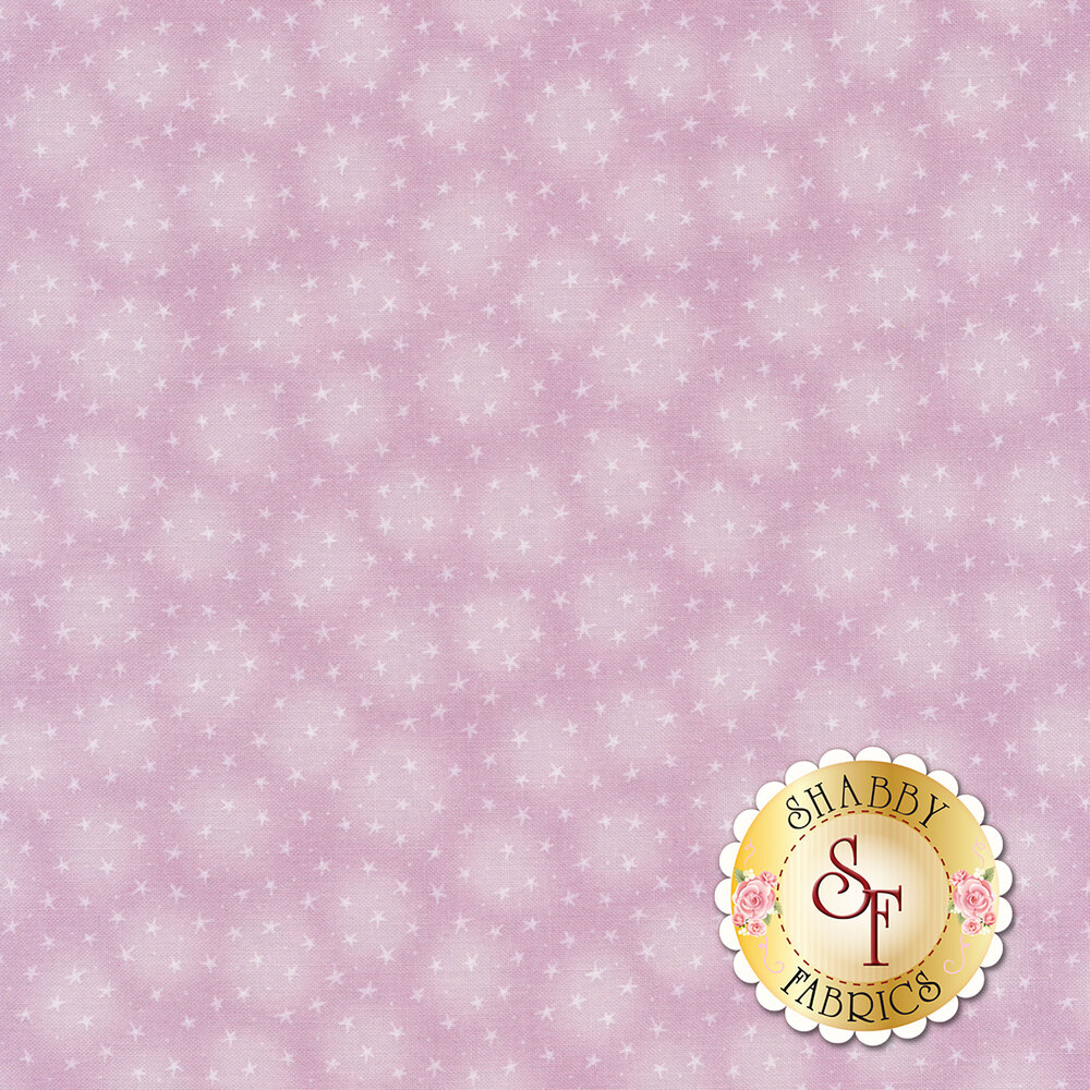 Starlet 6383-Wisteria by Blank Quilting Fabrics