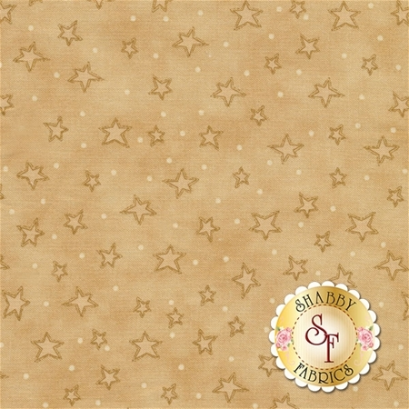 Starry Basics 8294-44 by Leanne Anderson for Henry Glass Fabrics