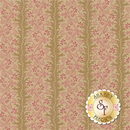 Sticks & Stones Prints 42211-14 Tan by Laundry Basket Quilts for Moda Fabrics
