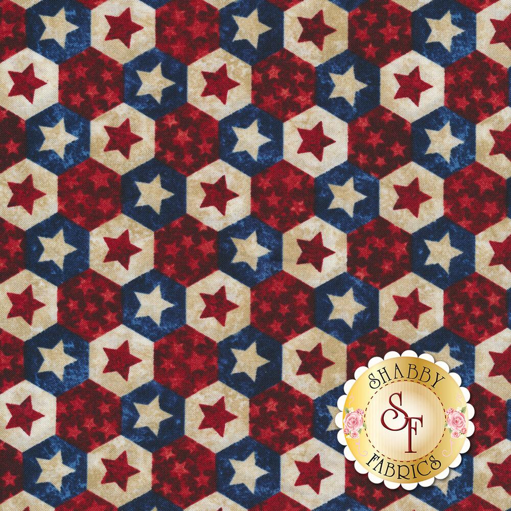 Stonehenge Stars & Stripes 7 22781-49 by Northcott Fabrics at Shabby Fabrics
