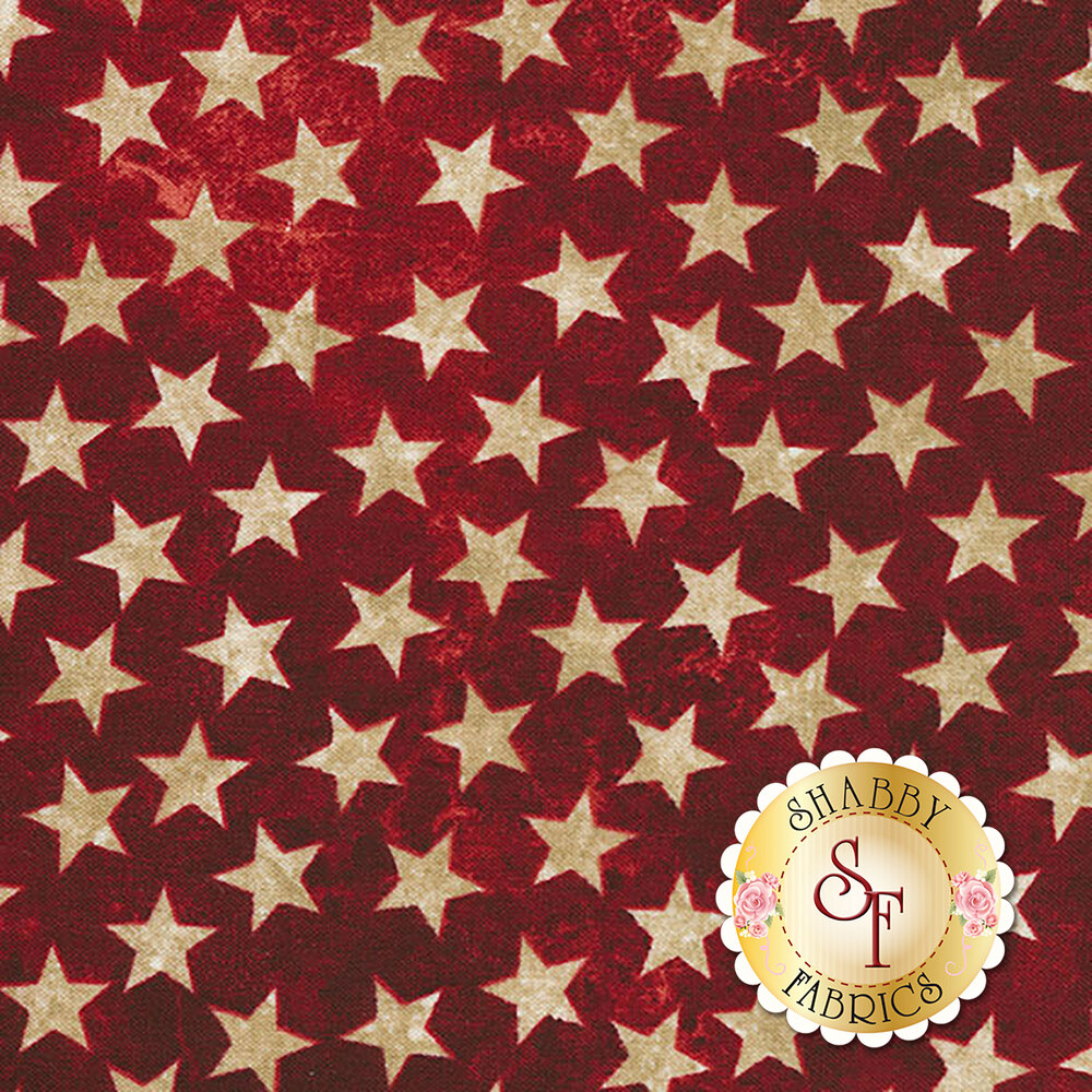 Stonehenge Stars & Stripes 39101-24 by Northcott Fabrics at Shabby Fabrics