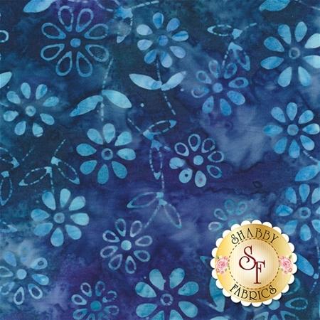 Art Inspired Color Stories Batik 16006 from Anthology Fabrics
