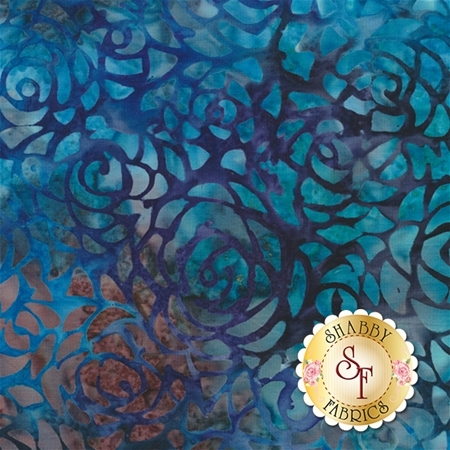Art Inspired Color Stories Batik 16020 from Anthology Fabrics