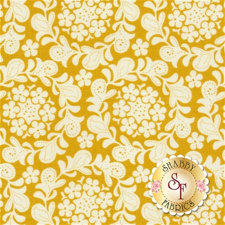 Strawberry Moon DC7306-HONE-D by Sandi Henderson for Michael Miller Fabrics