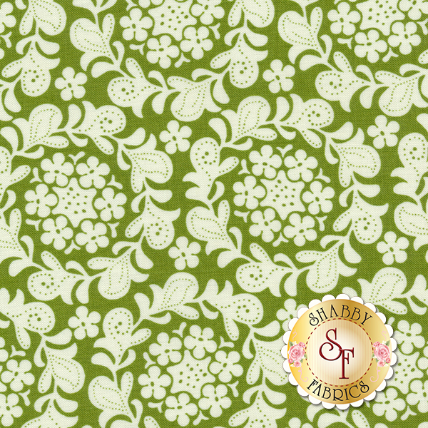 Strawberry Moon DC7306-MEAD-D by Sandi Henderson for Michael Miller Fabrics