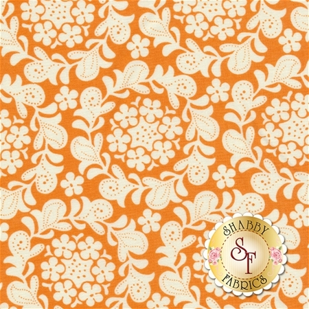 Strawberry Moon DC7306-ORG-D by Michael Miller Fabrics