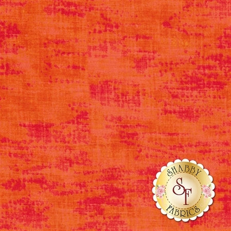 Studio Basics C3096-Flame by Timeless Treasures Fabrics