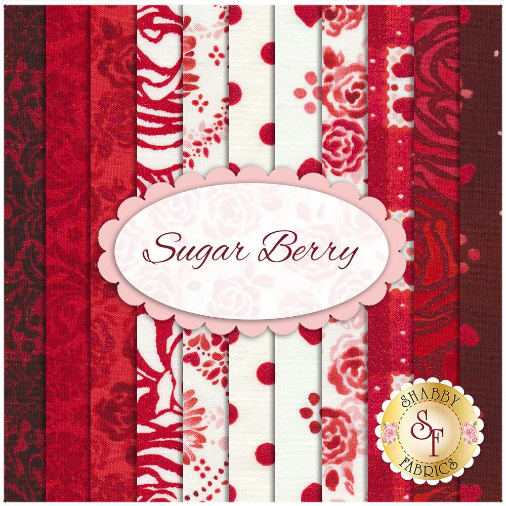 Sugar Berry 11 FQ Set by RJR Fabrics