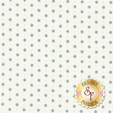 Sugar Plum Christmas 2915-13 White by Bunny Hill Designs for Moda Fabrics