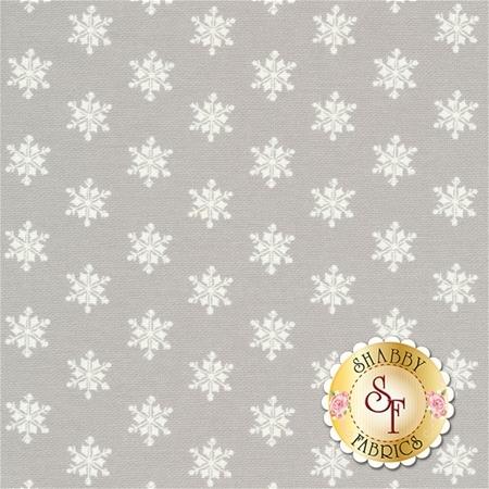 Sugar Plum Christmas 2917-20 Mouse Grey by Bunny Hill Designs for Moda Fabrics