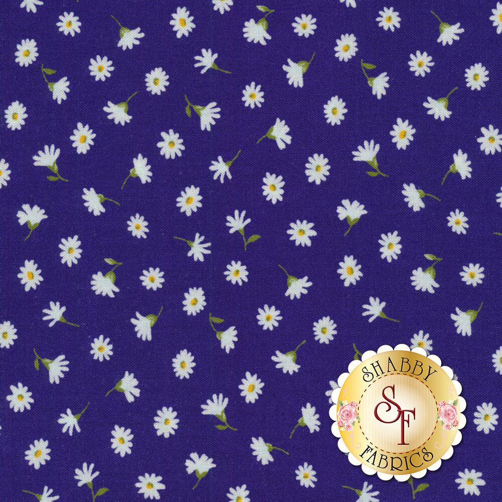 Summer Breeze VI 33373-15 Navy by Moda Fabrics