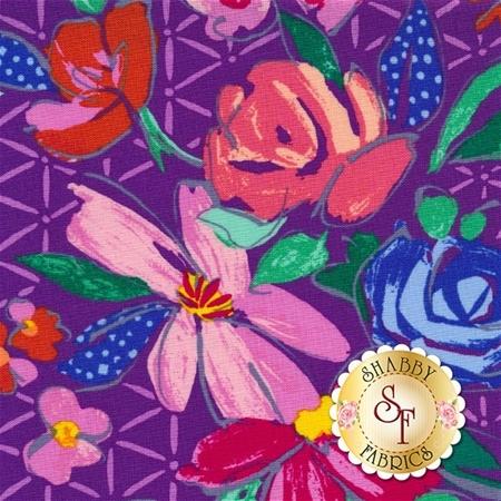 Summer Garden 1308-60 by Benartex Fabrics