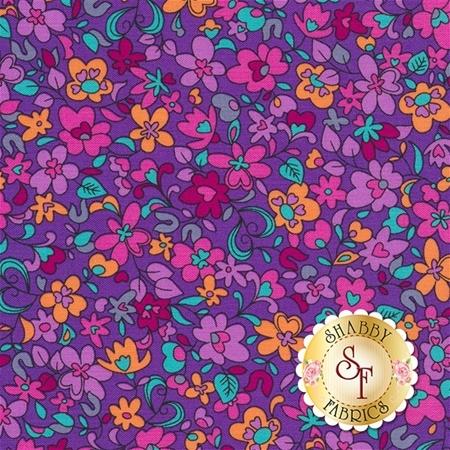 Summer Garden 1309-60 by Benartex Fabrics