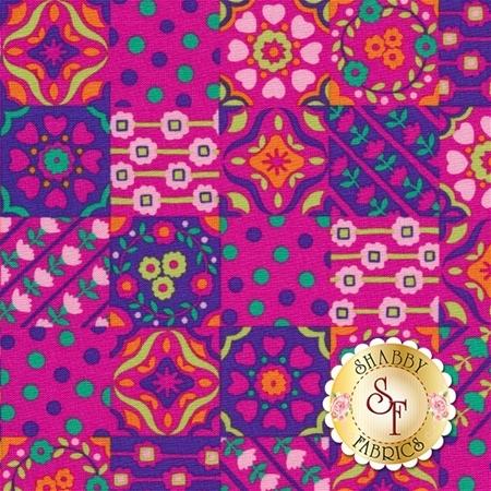 Summer Garden 1310-26 by Benartex Fabrics