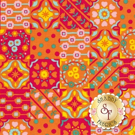 Summer Garden 1310-32 by Benartex Fabrics