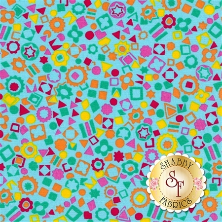 Summer Garden 1311-84 by Benartex Fabrics