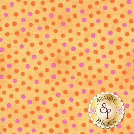 Summer Garden 1312-07 Dot Butter by Benartex Fabrics