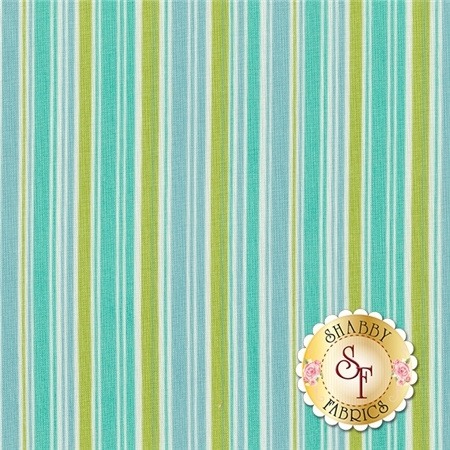 Summer Song 2 C4626-Blue by Zoe Pearn for Riley Blake Designs
