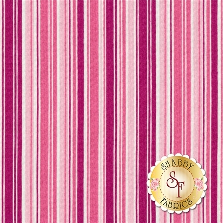 Summer Song 2 C4626-Pink by Zoe Pearn for Riley Blake Designs