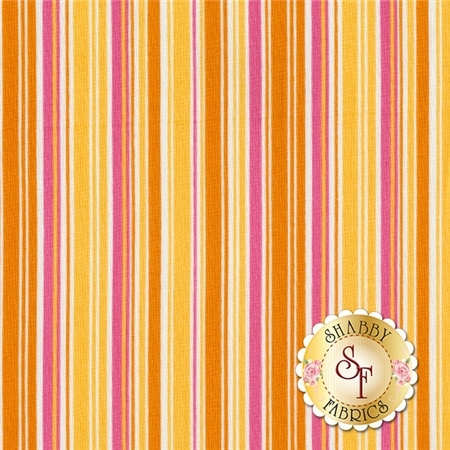 Summer Song 2 C4626-Yellow by Zoe Pearn for Riley Blake Designs