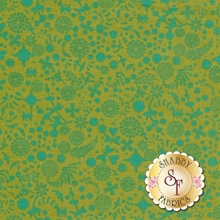 Sun Print A-8137-G by Andover Fabrics