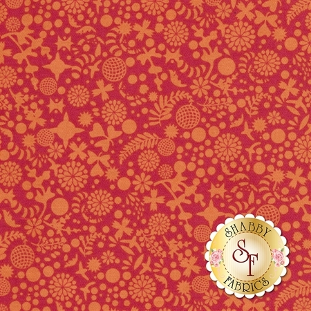 Sun Print A-8137-O by Andover Fabrics