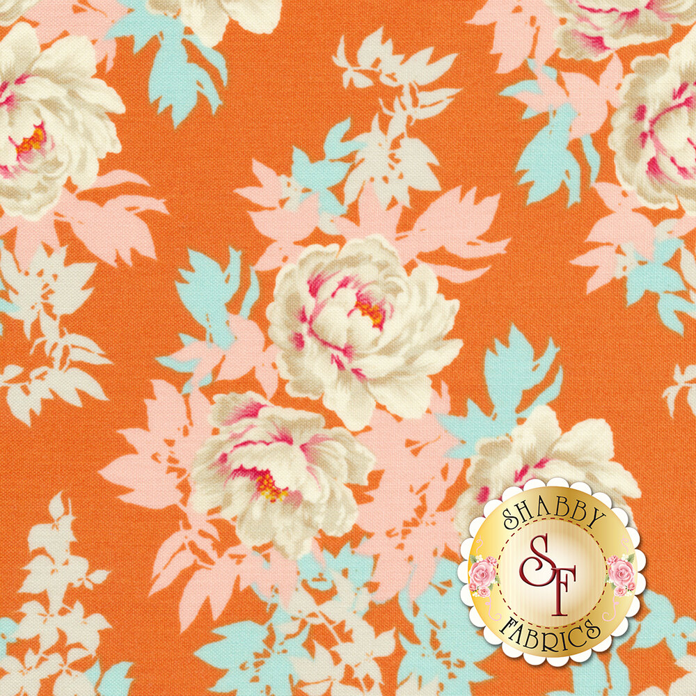 Sunkiss 100027 Beach Peony Ginger by Tilda REM
