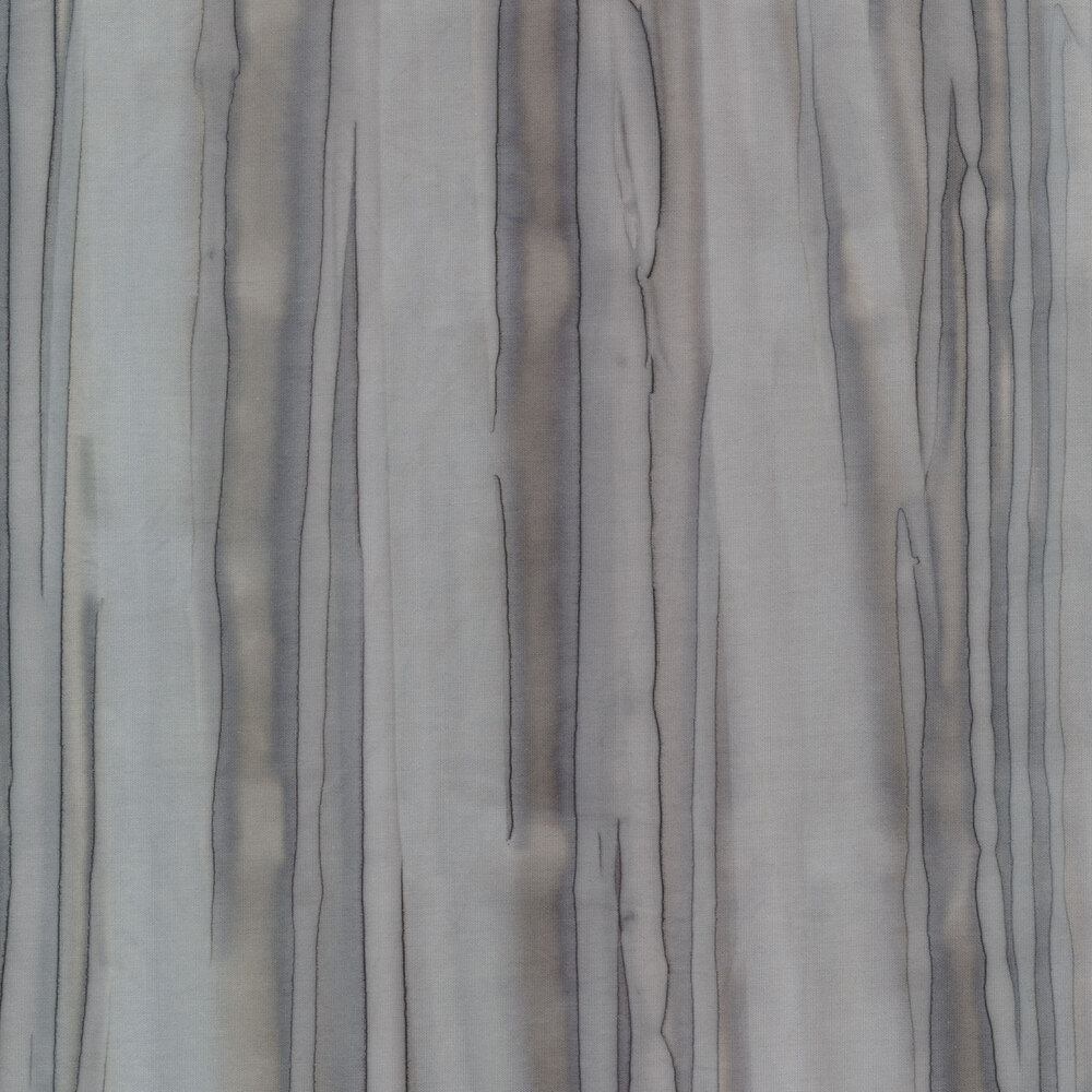 Marbled and mottled gray stripes