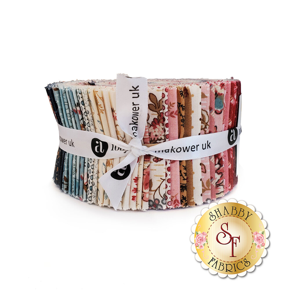 """The pack of 2.5"""" Strips for the Super Bloom collection 