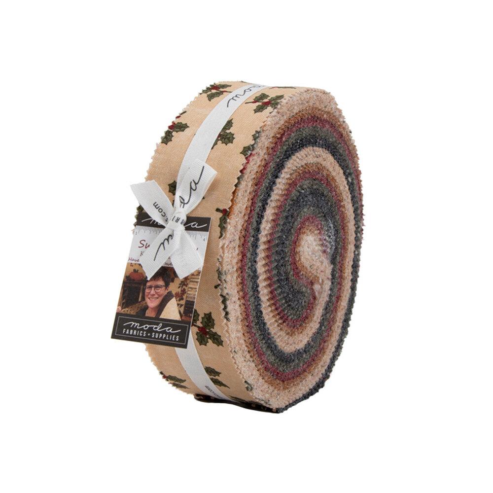 The Sweet Holly Honey Bun pack from Moda Fabrics | Shabby Fabrics
