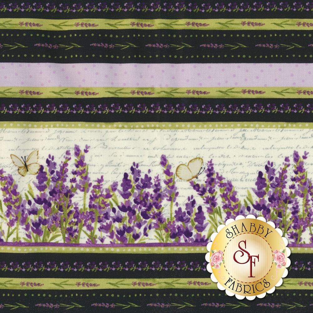 Sweet Lavender Y2647-57 by Clothworks Fabrics available at Shabby Fabrics