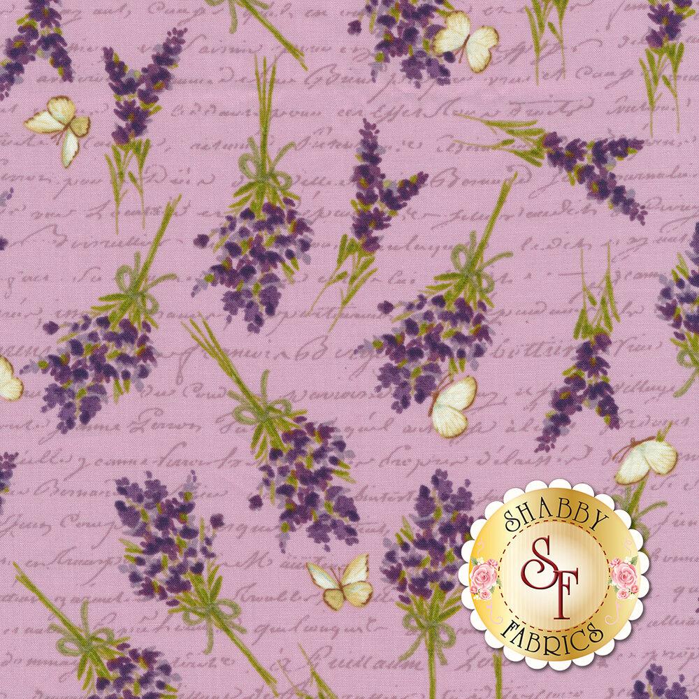 Sweet Lavender Y2648-44 by Clothworks Fabrics available at Shabby Fabrics
