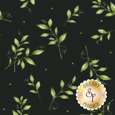 Sweet Pea Flannel F8124-J by Maywood Studio Fabrics