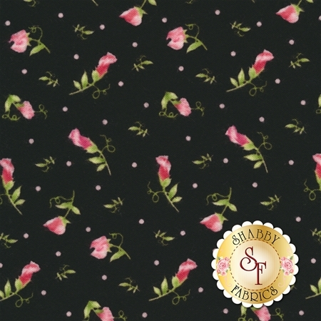 Sweet Pea Flannel F8125-J by Maywood Studio