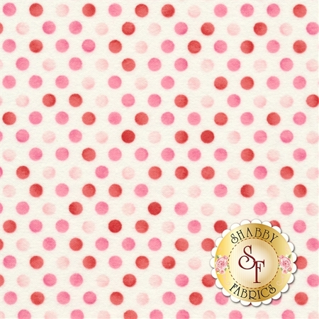 Sweet Pea Flannel F8128-WR by Maywood Studio
