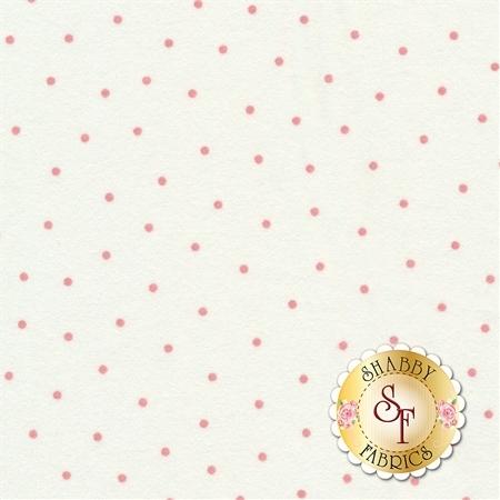 Sweet Pea Flannel F8129-WP by Maywood Studio Fabrics