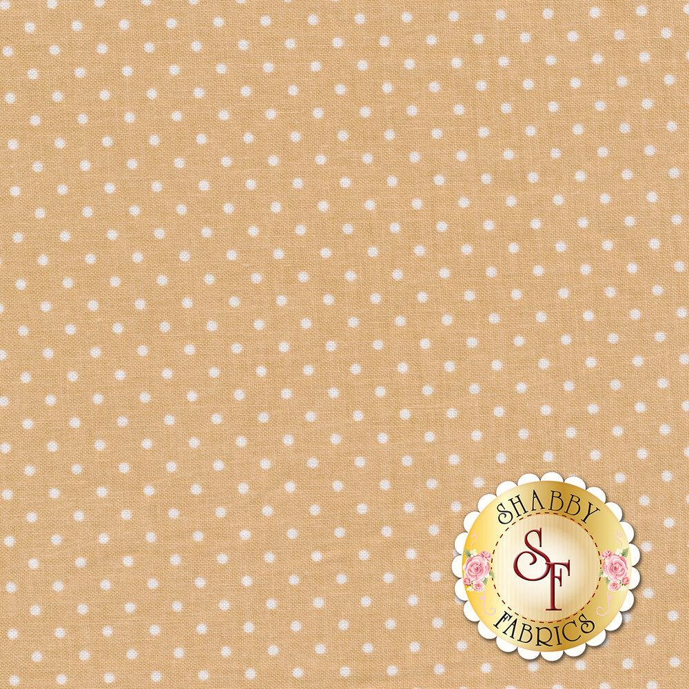 Swiss Dot C670-BEACH by Riley Blake Designs REM